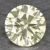 0,12ct VS CHAMPAGNER BRILLANT / VIDEO